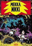 Couverture Mekka Nikki - volume 1/2 - Tisgo