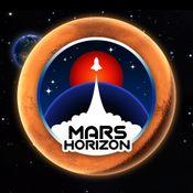 Jaquette Mars Horizon