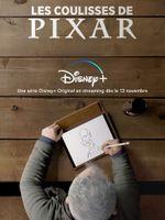 Affiche Les Coulisses de Pixar