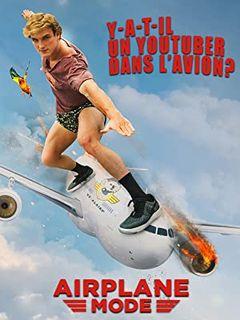 Affiche Y'a-t-il un youtubeur dans l'avion ?