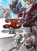 Jaquette Ys IX: Monstrum Nox