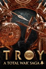 Jaquette Total War Saga: Troy