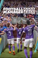 Jaquette Football Manager 2020