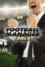 Jaquette Football Manager 2013