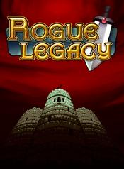 Jaquette Rogue Legacy