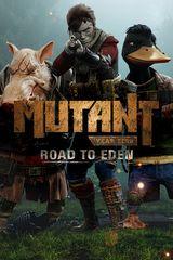 Jaquette Mutant Year Zero : Road to Eden