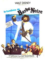 Affiche Le Fantôme de Barbe Noire