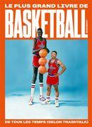 Couverture Le Plus Grand Livre de basketball