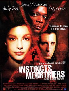 Affiche Instincts meurtriers