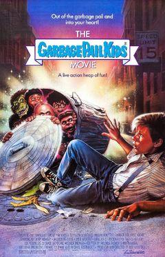 Affiche The Garbage Pail Kids Movie