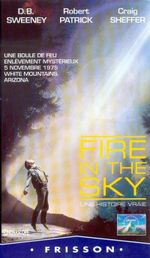 Affiche Fire in the Sky