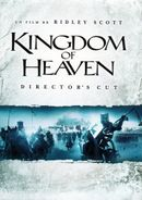 Affiche Kingdom of Heaven : Director's Cut