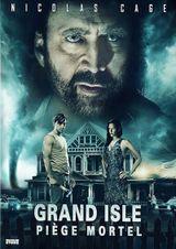 Affiche Grand Isle : Piège mortel