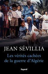 Couverture Les vérités cachées de la guerre d'Algérie