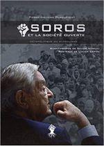 Couverture Soros et la société ouverte