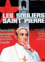 Affiche Les Souliers de Saint-Pierre