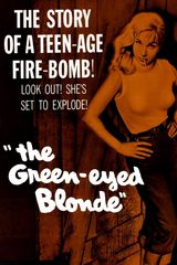 Affiche The Green-Eyed Blonde