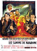 Affiche Les Canons de Navarone