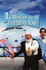 Affiche L'Héritier de la Panthère Rose
