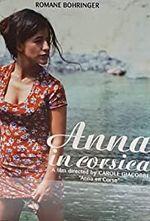 Affiche Anna en Corse