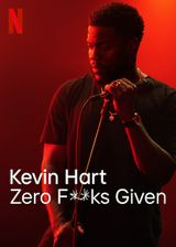 Affiche Kevin Hart : Zero Fucks Given