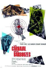 Affiche Le Carnaval des barbouzes