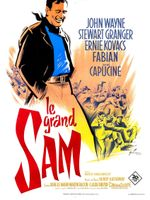 Affiche Le Grand Sam