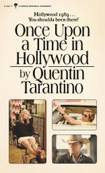 Couverture Once Upon a Time in Hollywood