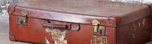 Cover La valise de mamoune
