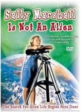 Affiche Sally Marshall n'est pas une extraterrestre