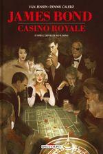 Couverture James Bond : Casino Royale