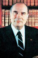 Photo François Mitterrand