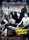 Affiche Opération Espadon