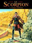 Couverture Tamose l'Égyptien - Le Scorpion, tome 13