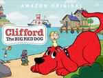 Affiche Clifford the Big Red Dog (2019)