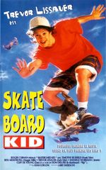 Affiche Skateboard Kid