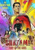 Affiche Shazam! : Fury of the Gods