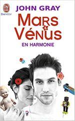 Couverture Mars et Vénus en harmonie