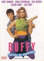Affiche Buffy, tueuse de vampires