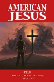 Couverture American Jesus: L'élu