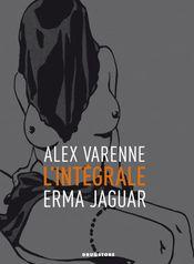 Couverture Erma Jaguar L'intégrale