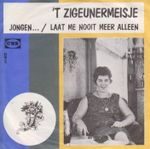 Pochette Jongen / Laat me nooit meer alleen (Single)