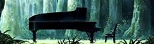 Cover Mélodies plaintives des pianos errants (du piano rien que du piano)