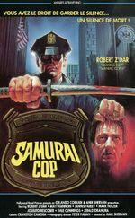 Affiche Samurai Cop