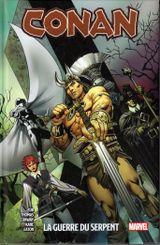 Couverture Conan : La Guerre Du Serpent