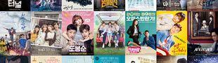 Cover Dramas coréen