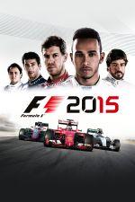 Jaquette F1 2015