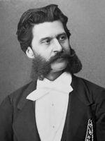 Photo Johann Strauss II