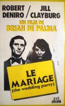 Affiche The Wedding Party
