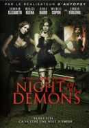 Affiche Night of the Demons